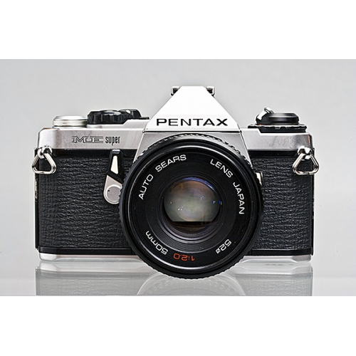 pentax me super manual focus slr camera body with sears 50mm f 2 rh looscanons com Requires a Digital SLR Camera Manual Manual 35Mm SLR Camera