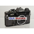 CLA (Clean, Lubricate, Adjust) Service for Canon EF